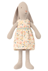 Maileg Maileg Bunny, Size 1, Flower Dress