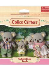 Calico Critters CC Outback Koala Family