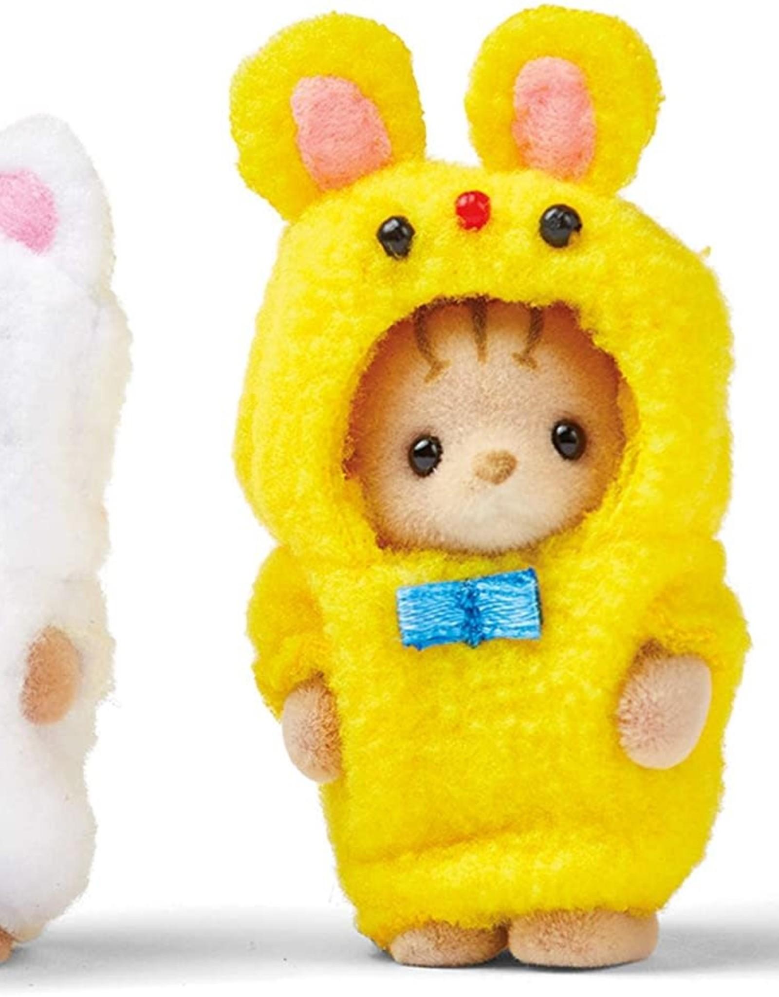 Calico Critters CC Costume Cuties Kitty & Cub