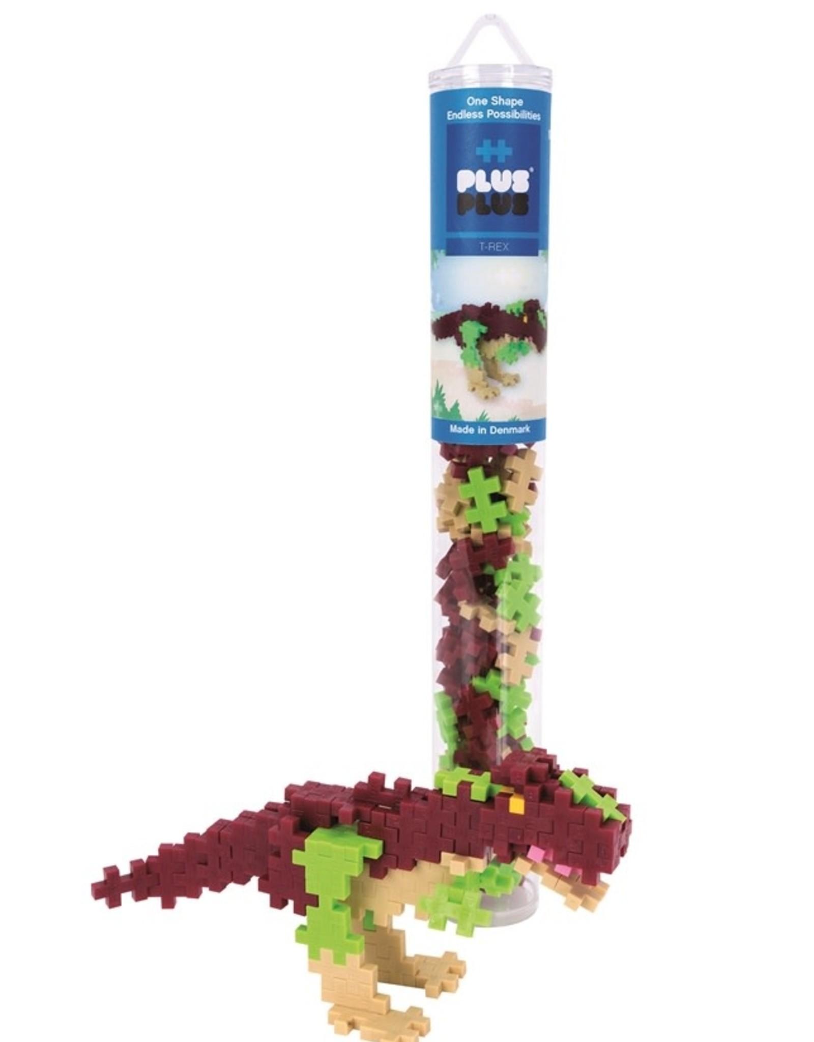 Plus-Plus Plus Plus Tube Tyrannosaurus Rex