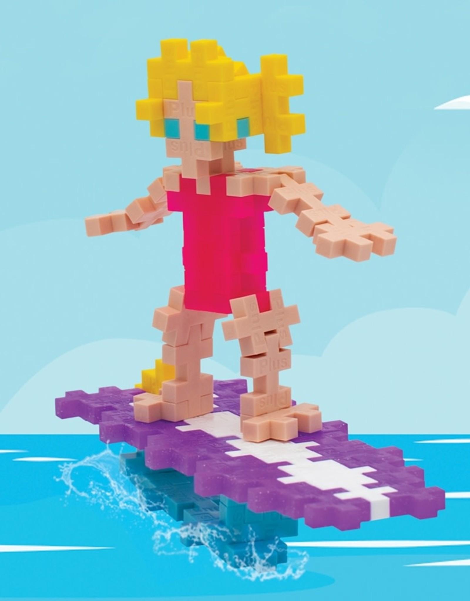 Plus-Plus Plus Plus Tube Surfer Girl
