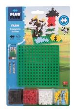 Plus-Plus Plus Plus Baseplate Builder Farm