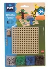 Plus-Plus Plus Plus Baseplate Builder Savanna