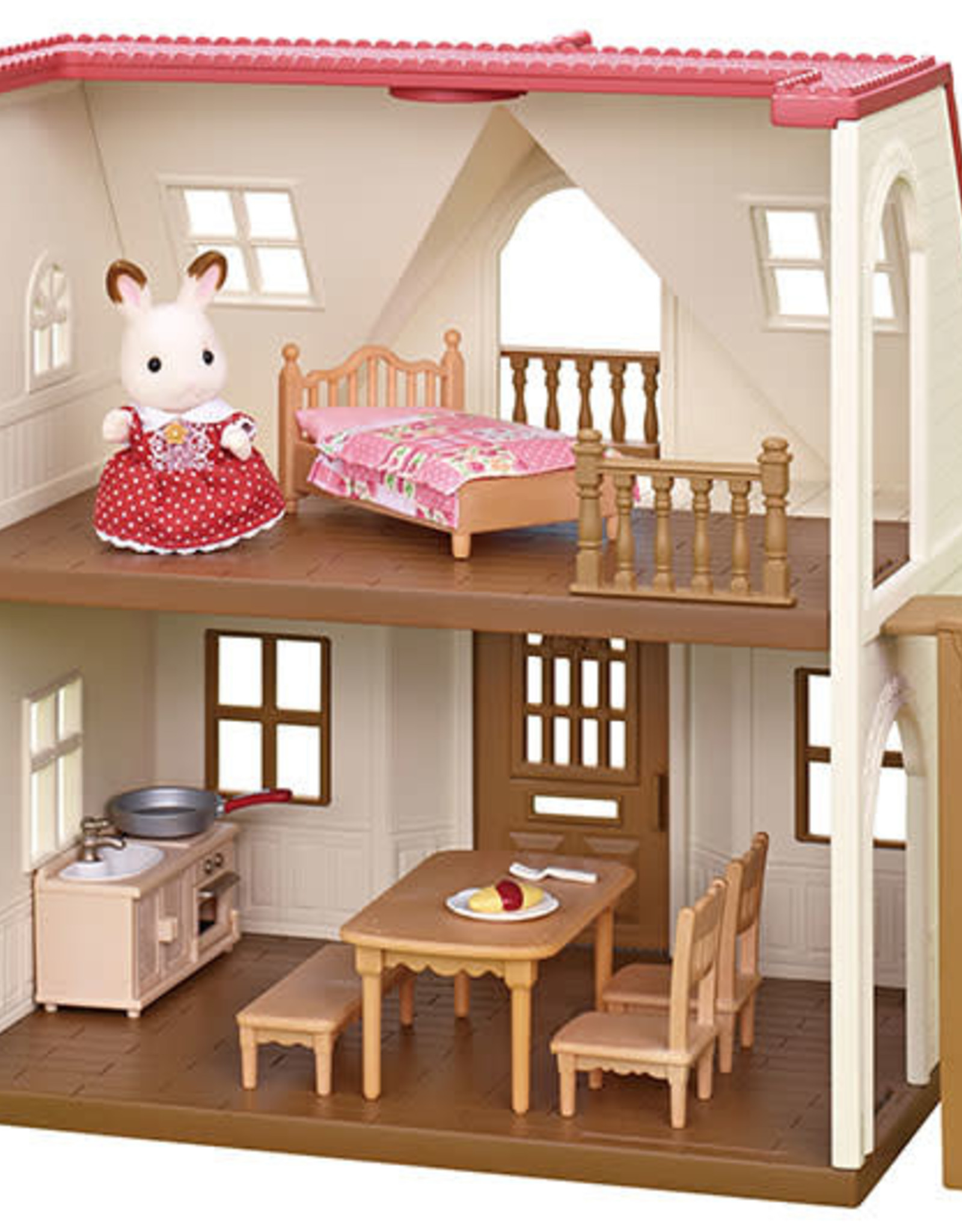 Calico Critters CC Cozy Cottage