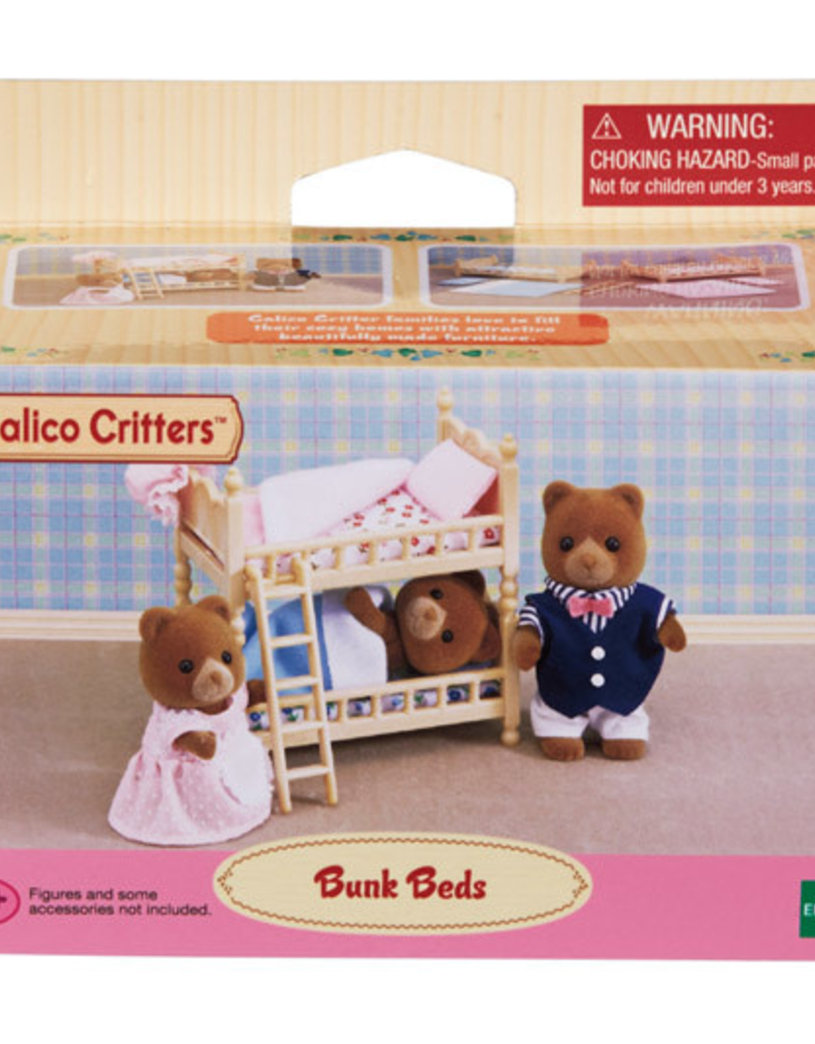 Calico Critters CC Bunk Beds