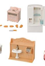 Calico Critters CC Playful Starter Furniture Set