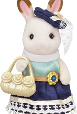 Calico Critters CC Town Girl Stella Hopscotch Rabbit