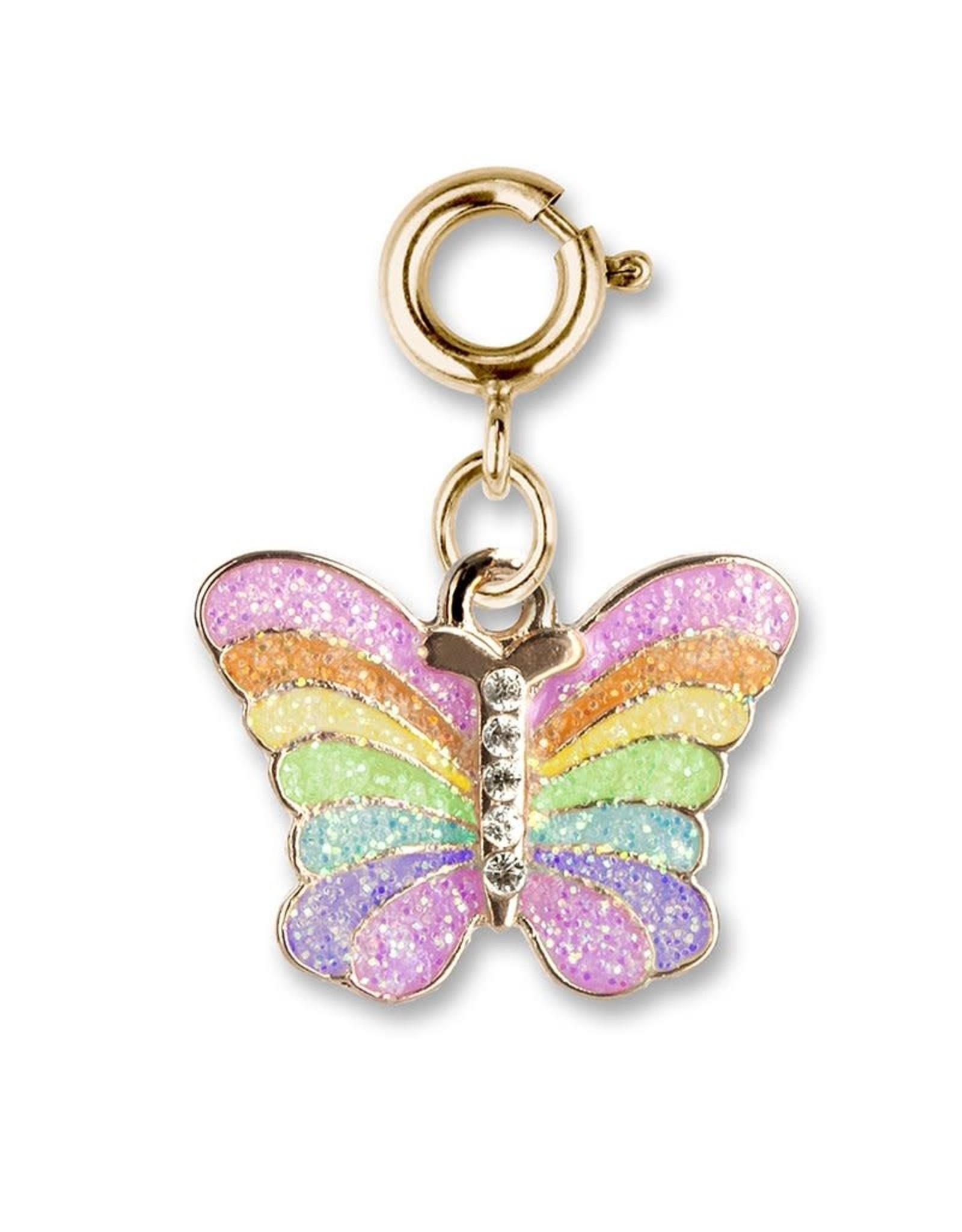 Charm It! Charm It! Gold Butterfly