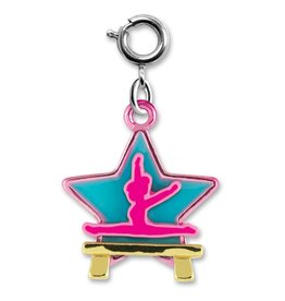 Charm It! Charm It! Gymnastics Girl Charm
