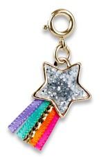 Charm It! Charm It Gold Glitter Shooting Star Charm