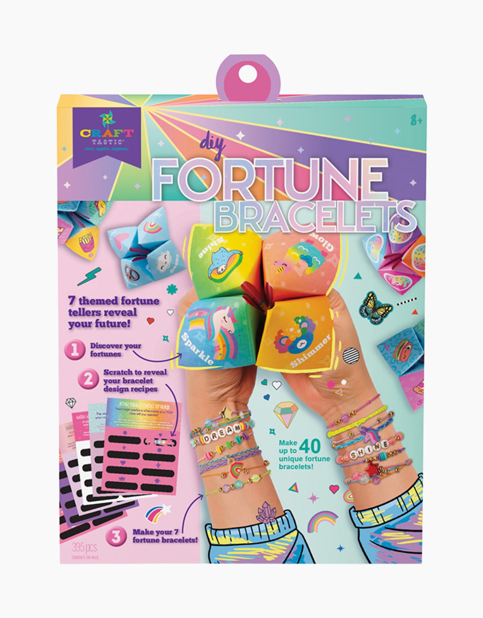 Ann Williams DIY Fortune Bracelets