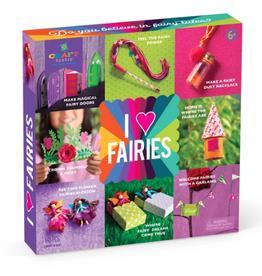 Ann Williams I Love Fairies Kit