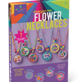 Ann Williams Craft-tastic Layered Flower Necklaces