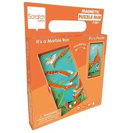 Dam Toys Magnetic Puzzle Run Dino