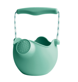 Dam Toys Scrunch Watering Can Mint Green