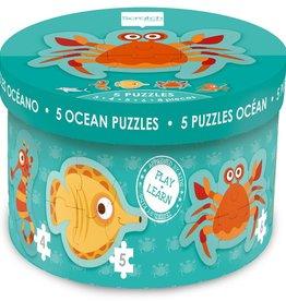 Dam Toys Starter Puzzle Ocean