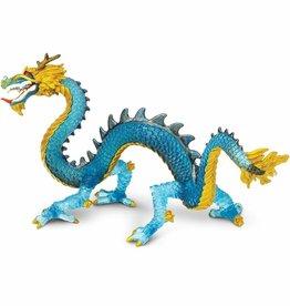Safari Krystal Blue Dragon