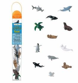 Safari Safari Toob Baby Sea Life