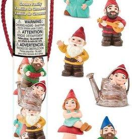 Safari Safari Designer Toob Gnome Family