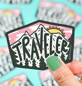 Turtle Soup Turtle Soup - Traveler Vinyl Sticker