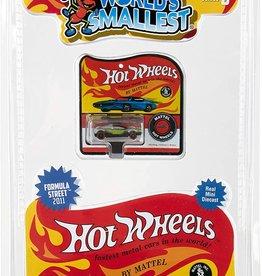 Super Impulse World's Smallest Hot Wheels Series 6