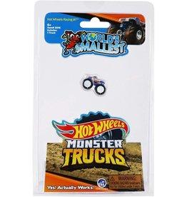 Super Impulse World's Smallest Hot Wheels Monster Trucks