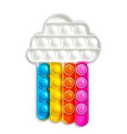 OMG Pop Fidgety Rainbow Cloud