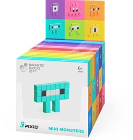 Pixio Mini Monsters Asst