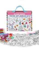 Kid Made Modern Shrink Art Jewelry