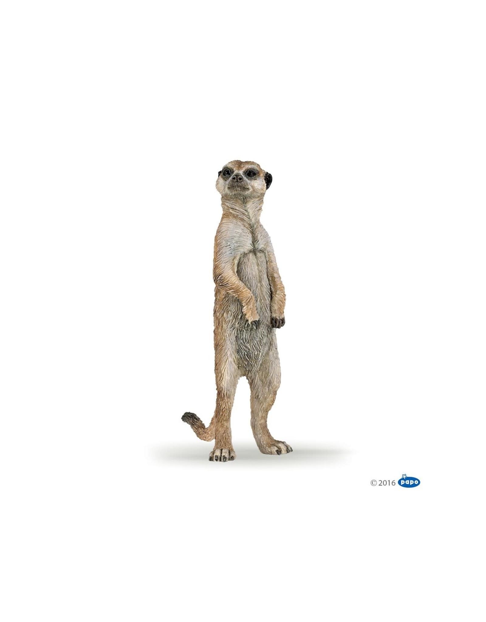 Papo Papo Standing Meerkat