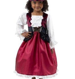 Little Adventures Pirate Dress Large