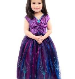 Little Adventures Purple Ice Princess Large