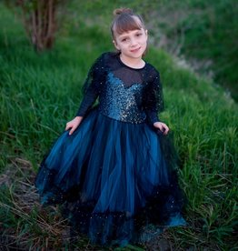 Great Pretenders Luna the Midnight Witch size 7-8