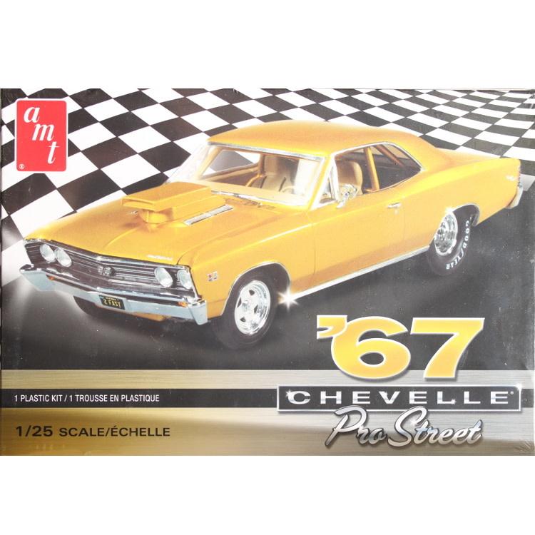1/25 1967 CHEVELLE PRO STR