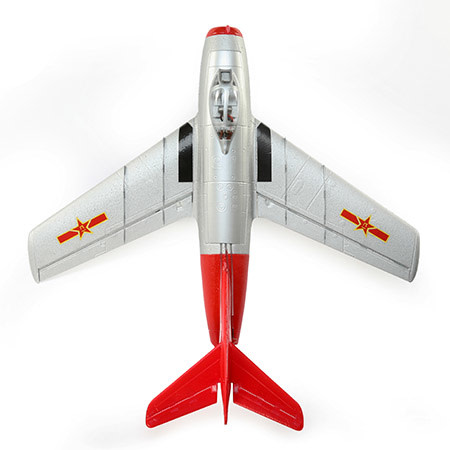E-flite UMX MiG-15 EDF BNF Basic w/AS3X & SAFE Select