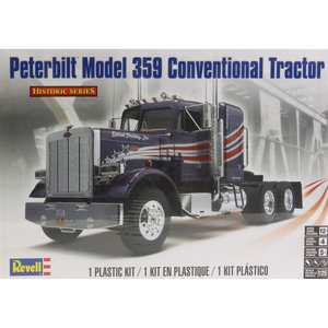 1/25 PETERBILT 359 CONVENTIONAl