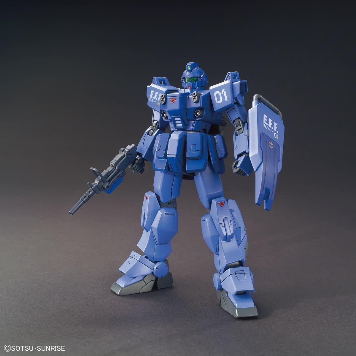 HG #207 Blue Destiny Unit 1 EXAM
