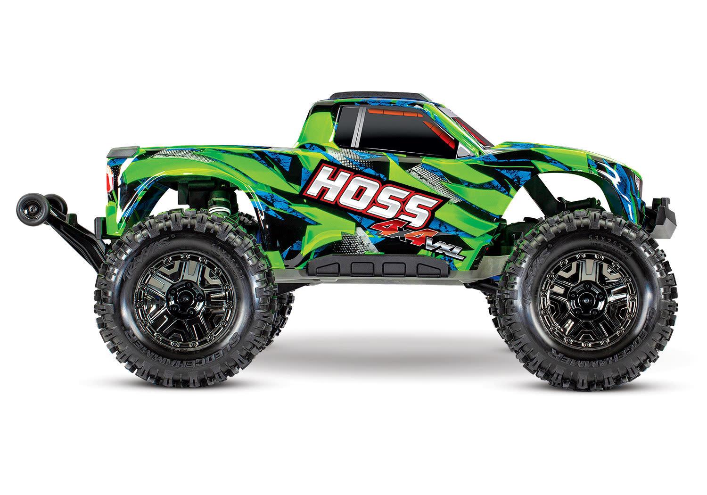 Hoss 4x4 VXL 3s Green