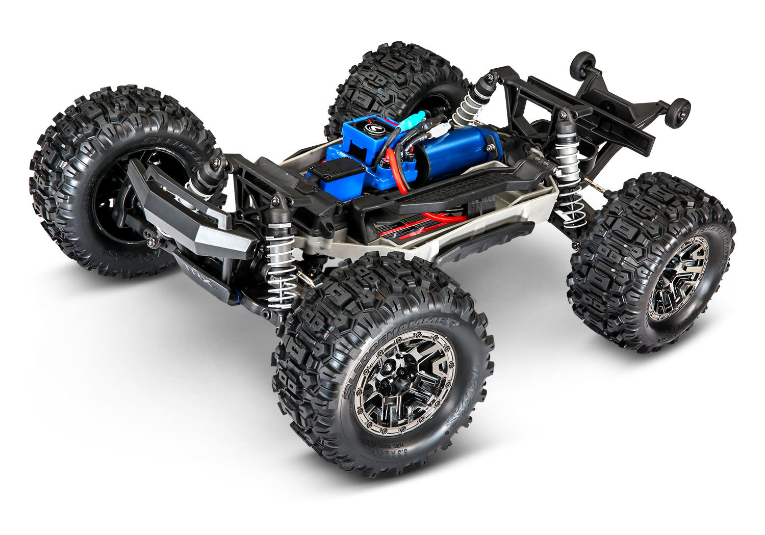 Traxxas MAXX WITH 4S ESC - RNR Red