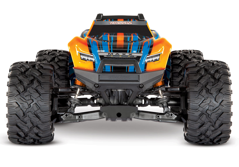 Maxx  with 4s ESC - RNR - Orange