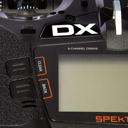 Spektrum DX8e 8 Channel Transmitter Only