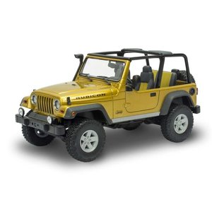 1/25 Jeep Wrangler Rubicon