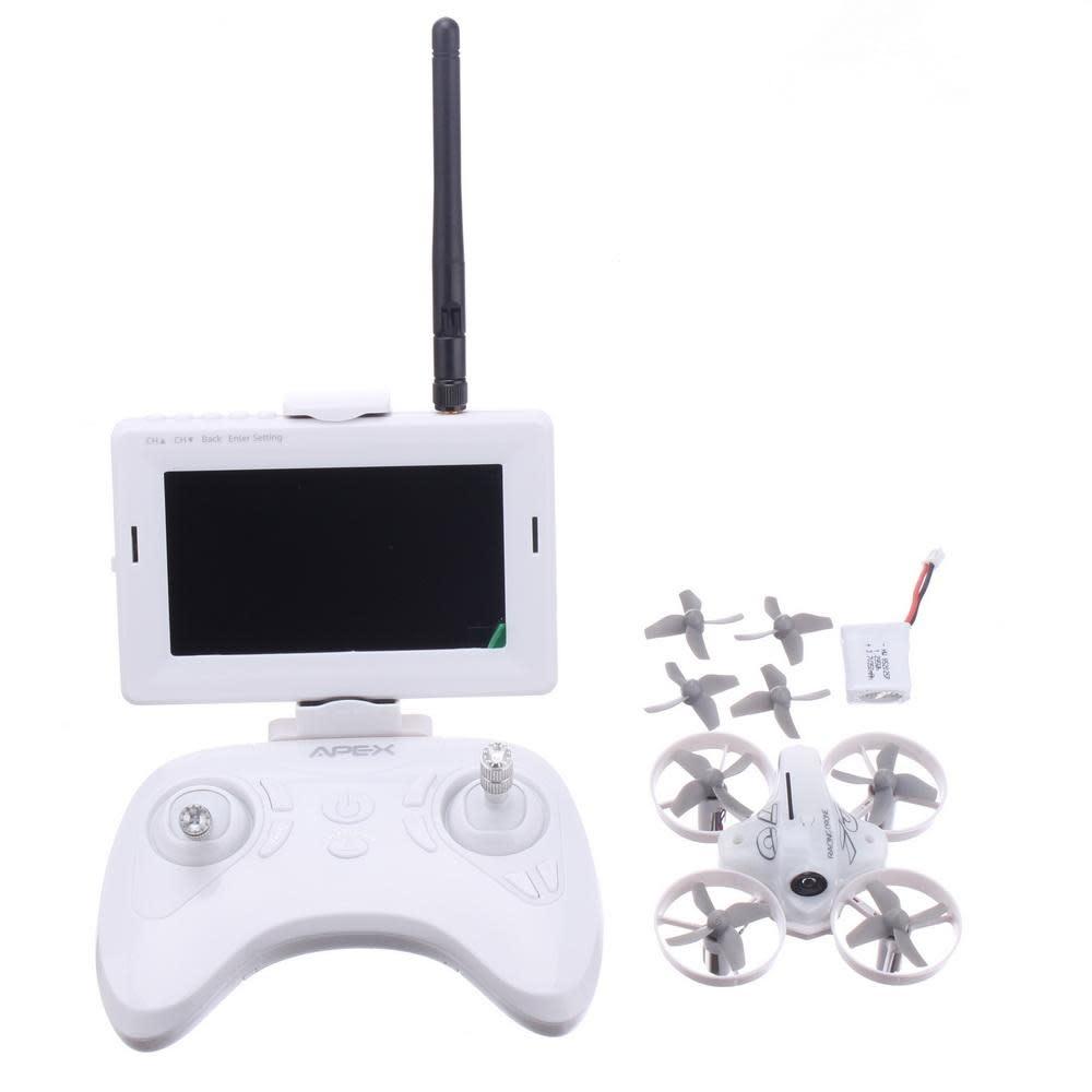 APX Apex GD-70 RTF FPV Drone Radio Monitor Combo