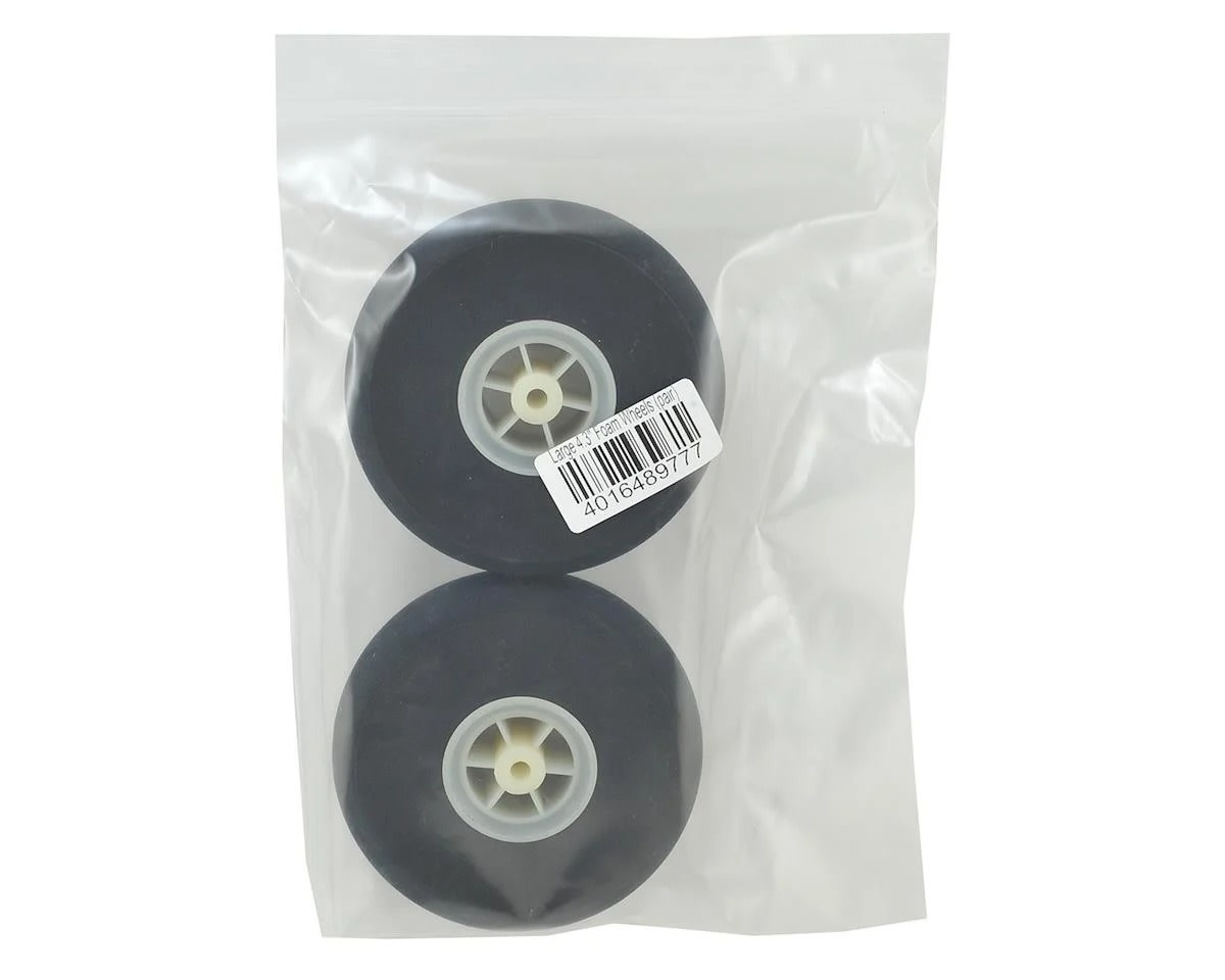 """Flite Test Flite Test Large 4.3"""" Foam Wheels (pair)"""