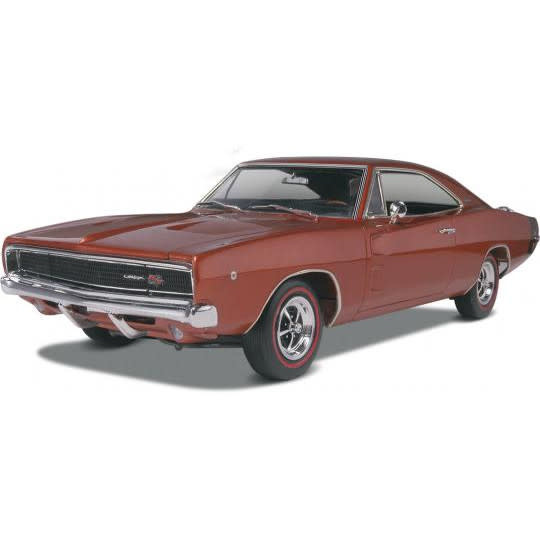1/25 '68 Dodge Charger 2'n1