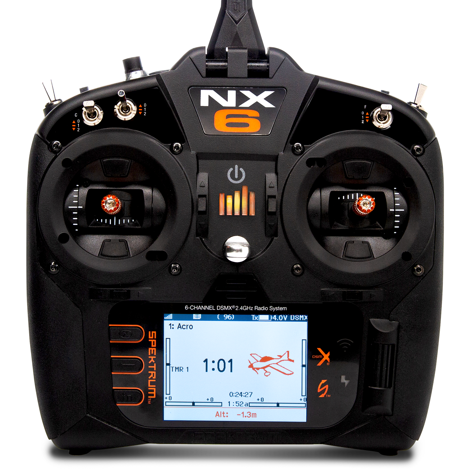 SPMR NX6 6 Channel Transmitter-Only