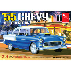 1/25 1955 Chevy Bel Air Sedan