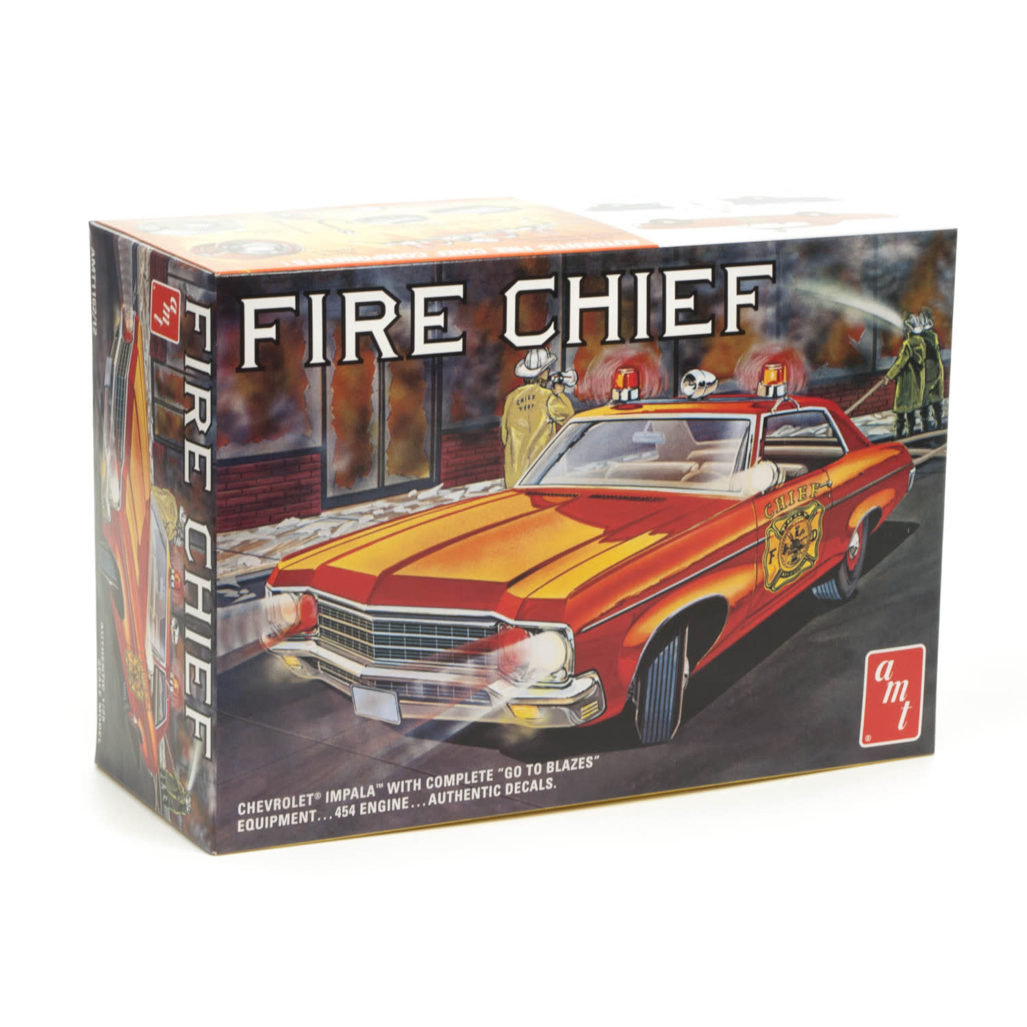 1/25 1970 Chevy Impala, Fire Chief