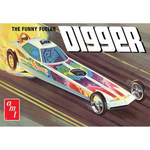 1/25 Digger Dragster, Fooler Fueler