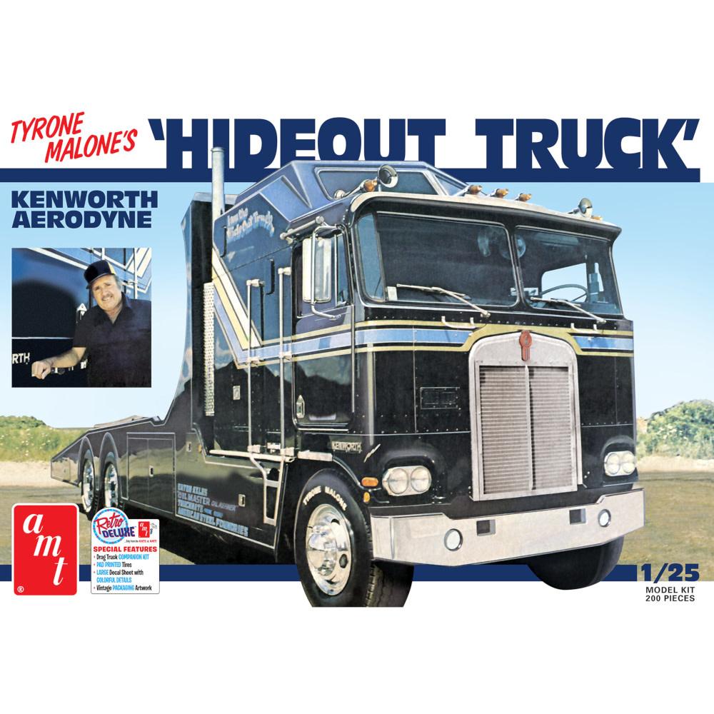 1/25 Hideout Transporter Kenworth Tyrone Malone